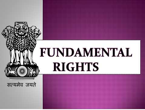 Indian Constitution Fundamental Rights Ppt Fundamental Rights Ppt