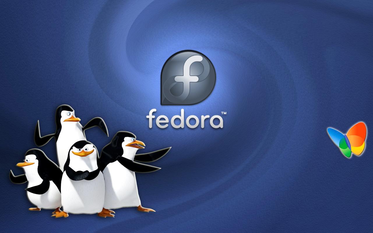 Linux_Fedora