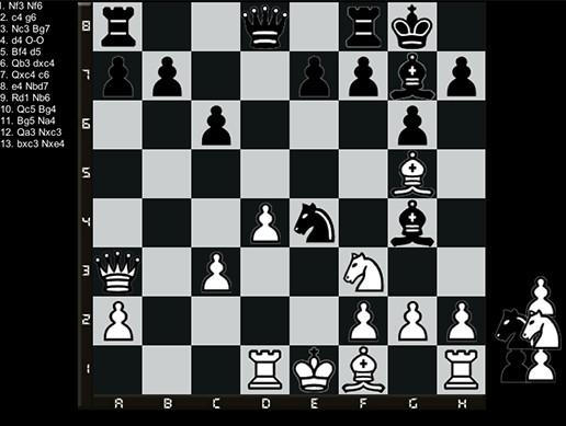 Chess Game program in C language