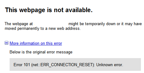 http service uptime