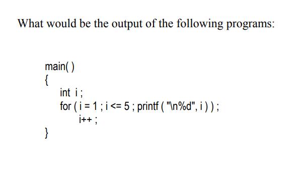 for break continue c program example