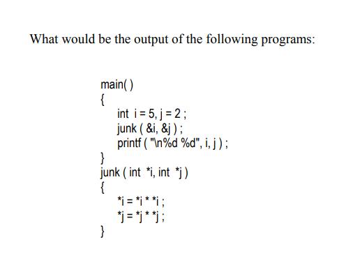 c program example function pointer