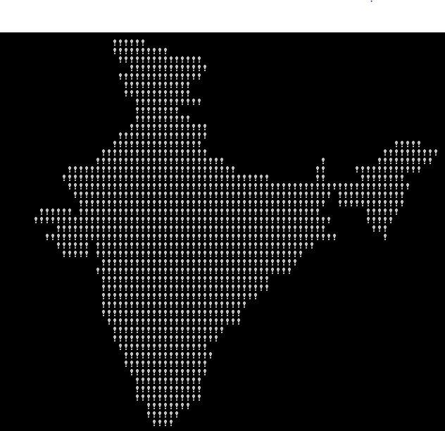 C program to print map of India [ C Tutorials ]
