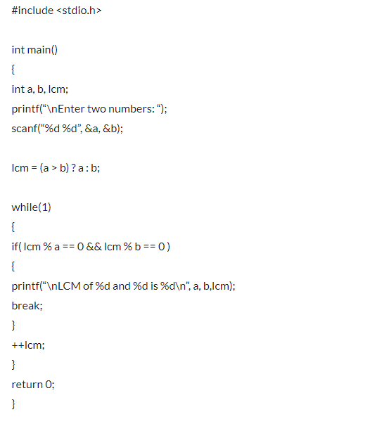C++ Hello World