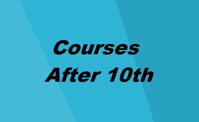 Courses-Streams-After-10th